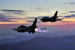 Kandile Hava Harekatı Düzenlendi: 30 Terörist Etkisiz Hale Getirildi