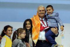 Yıldırım: Recep Tayyip Erdoğan Büyük Türkiye'nin Yılmaz Savunucusudur