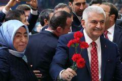 Yıldırım: Yolumuz Liderimiz Recep Tayyip Erdoğan'ın Yoludur