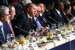 Erdoğan: Nereli Olursa Olsun İnsanlığa Kapımızı Kapatmayacağız