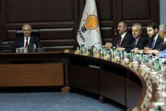 Yıldırım'ın Başkanlığında MKYK Toplantısı Başladı