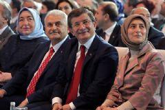 Davutoğlu ve Binali Başbakanlık Resmi Konutu'nda Görüşüyor