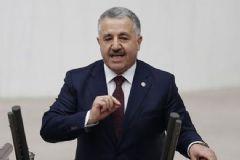 Yıldırım'ın Koltuğuna Kars Milletvekili Ahmet Arslan Oturdu