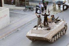 Suriye'de Rakka Operasyonu Başladı