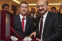 Yalçın Akdoğan Görevini Nurettin Canikli'ye Devretti