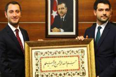 Erdoğan'ın Başdanışmanı Zafer Çubukcu Oldu
