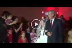 Soma'da Damatsız Düğün Gerçekleşti