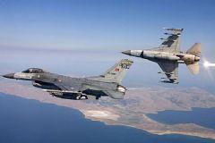 Kuzey Irak ve Mardin Kırsalındaki PKK Hedeflerine Hava Operasyonu