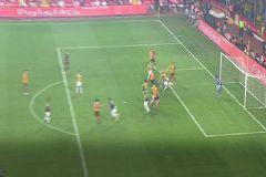 Galatasaray'ın Kaçırdığı Pozisyon Şaşırttı
