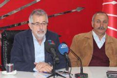 Karabük CHP İlçe Başkanı Ve Yönetimi İstifa Etti