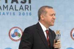 Erdoğan: PKK PYD YPG Neyse FETÖ/PDY'de Aynı Kategoride Yargılanacak