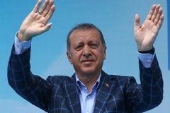 Erdoğan: 'ABD'nin PYD'ye Verdiği Desteği Kınıyorum'