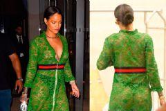 Demet Akalın, Rihanna İle Pişti Oldu
