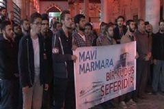 'Gençler Mavi Marmara'yı Unutmadı' Etkinliği Düzenlendi