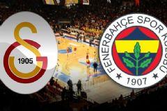 Galatasaray - Fenerbahçe Maçında Olay Çıktı