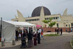 Fransa'da Camiler 2. Kez Kapıları Ziyaretçilere Açtı