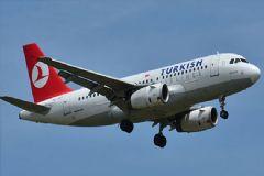 THY'nin Madrid İstanbul Seferini Yapan Uçağına Kuş Çarptı