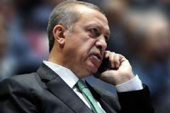 Erdoğan Merkel ile Telefonda Görüştü