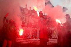 Fransa'daki İsyan Belçika'ya Sıçradı