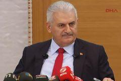 Yıldırım: Burası Kabile Devleti Değil Türkiye Cumhuriyeti