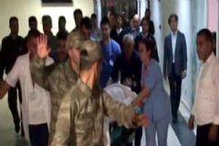 Tunceli'de Jandarma Komutanlığı'na Ateş Açıldı