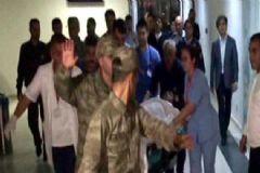 Tunceli Jandarma Asayiş Bölük Komutanlığı'na Bomba Yüklü Araçla Saldırı!
