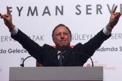 MHP'li Süleyman Servet Sazak Genel Başkanlığa Aday Oldu