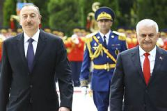 Yıldırım: Azerbaycan'ın Dostu Bizim Dostumuz Düşmanı Bizim Düşmanımızdır
