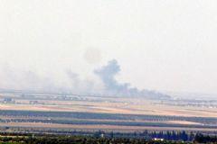 Suriye'deki IŞİD Hedeflerine Operasyon: 14 Terörist Etkisiz Hale Getirildi