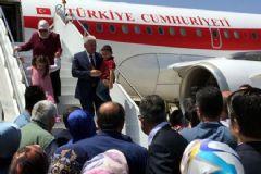 Başbakan Yıldırım Memleketi Erzincan'a Gitti