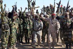 Bosso'da Askeri Gazinoya Terör Saldırısı: 32 Ölü 70 Yaralı