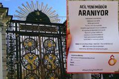 Galatasaray Lisesi'nde Bildirili Protesto
