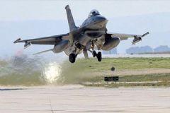 Lice İlçesi Kırsalındaki PKK Hedeflerine Hava Operasyonu