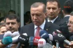 Cumhurbaşkanı Erdoğan'dan Saldırının Ardından İlk Açıklama
