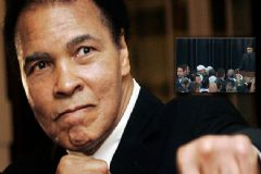 Muhammed Ali'nin Cenaze Töreni Kur'an Tilaveti İle Başladı