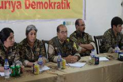 Suriye Demokratik Güçleri Münbiç'e Giden Yolu Ele Geçirdi
