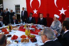 Erdoğan, ABD'deki Müslümanlarla İftarda Bir Araya Geldi