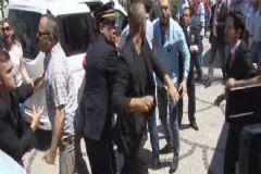 CHP'liler Şehit Yakını ile Cenaze Töreninde Kavga Etti