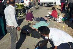 Suriyeli İşçileri Taşıyan Otobüs Kaza Yaptı: 2 Ölü 25 Yaralı