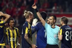 UEFA Ivan Bebek'i Klasman Kategorisine Düşürdü