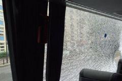 Paris'te Türk Taraftarlarının Otobüsüne Saldırı Düzenlendi