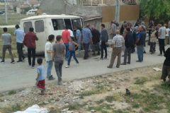 Eskişehir'de İşçi Servis Minibüsü Kaza Yaptı: Yaralılar Var