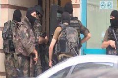 İstanbul'da Mali Şube'den Operasyon