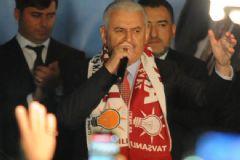 Yıldırım: Yolları Böleriz Ama Türkiye'yi Böldürtmeyiz