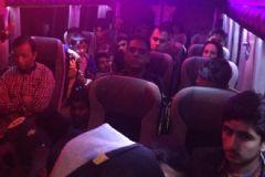 Edirne'de 124 Göçmen Yakalandı