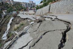 Ankara'da Yol Çökerten Firmaya 1 Milyon 273 Bin Lira Ceza Kesildi
