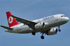 THY'nin İtalya'ya Yapacağı Uçuşlar Grev Nedeniyle İptal Edildi