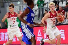 Türkiye Basketbolda Olimpiyatlara Gidiyor