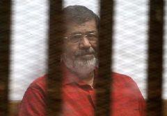 Kahire Ceza Mahkemesi'nden Mursi Hakkında Karar