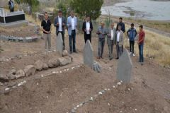 CHP Heyeti Dürümlü'yü Ziyaret Etti